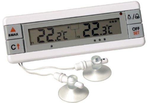 Kühlschrank Thermometer Digital : Vici tm kuehlschrank gefrierschrank digitaler alarm thermometer